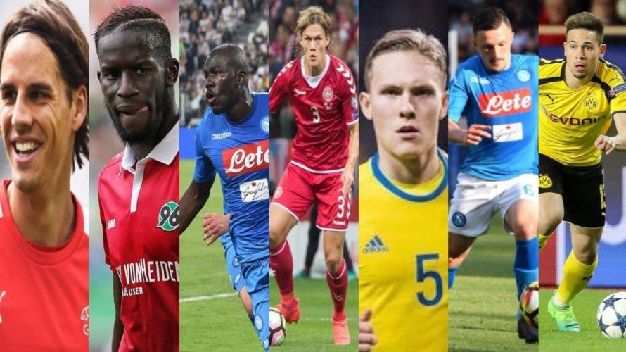 【2018ロシアワールドカップ】ちょっとマニアックな注目選手を紹介―GK・DF編―
