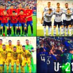 【東京五輪サッカー注目チーム】U-21欧州選手権を勝ち抜いた4チームの紹介